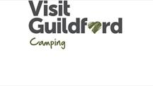 Visit Guildford Camping Logo